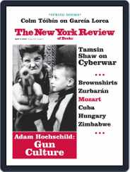 The New York Review of Books (Digital) Subscription April 5th, 2018 Issue