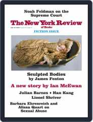 The New York Review of Books (Digital) Subscription July 19th, 2018 Issue