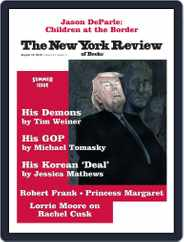 The New York Review of Books (Digital) Subscription August 16th, 2018 Issue