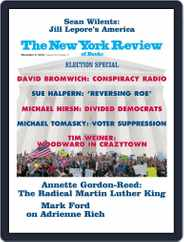 The New York Review of Books (Digital) Subscription November 8th, 2018 Issue