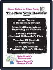 The New York Review of Books (Digital) Subscription June 6th, 2019 Issue