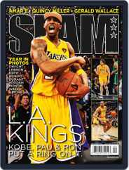 Slam (Digital) Subscription July 20th, 2010 Issue