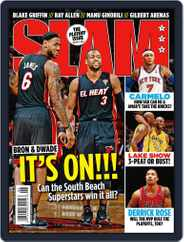Slam (Digital) Subscription April 12th, 2011 Issue