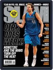 Slam (Digital) Subscription July 19th, 2011 Issue