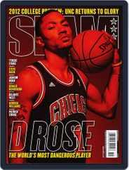 Slam (Digital) Subscription September 27th, 2011 Issue