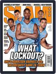 Slam (Digital) Subscription November 1st, 2011 Issue