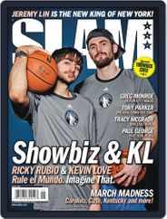 Slam (Digital) Subscription March 13th, 2012 Issue