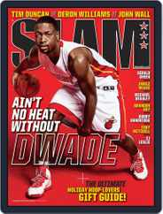 Slam (Digital) Subscription December 5th, 2012 Issue
