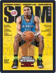 Slam (Digital) Subscription February 22nd, 2013 Issue