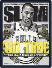 Slam (Digital) Subscription October 1st, 2013 Issue