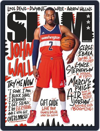 Slam February 1st, 2015 Digital Back Issue Cover