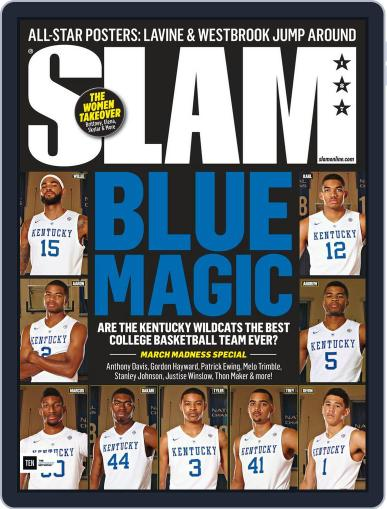 Slam May 1st, 2015 Digital Back Issue Cover