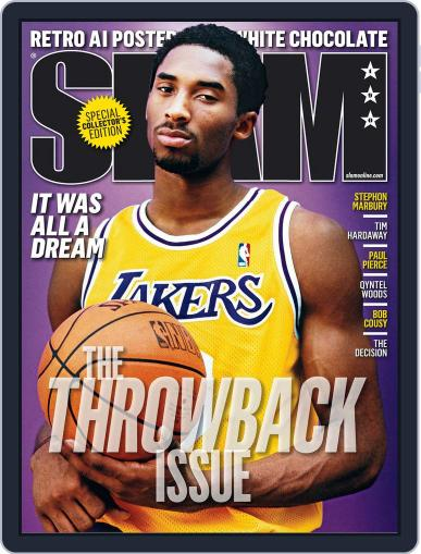 Slam August 1st, 2015 Digital Back Issue Cover