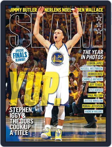 Slam September 1st, 2015 Digital Back Issue Cover