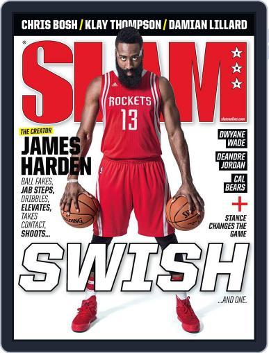 Slam February 1st, 2016 Digital Back Issue Cover