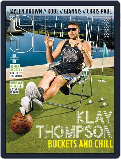Slam May 1st, 2018 Digital Back Issue Cover