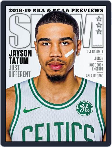 Slam November 1st, 2018 Digital Back Issue Cover