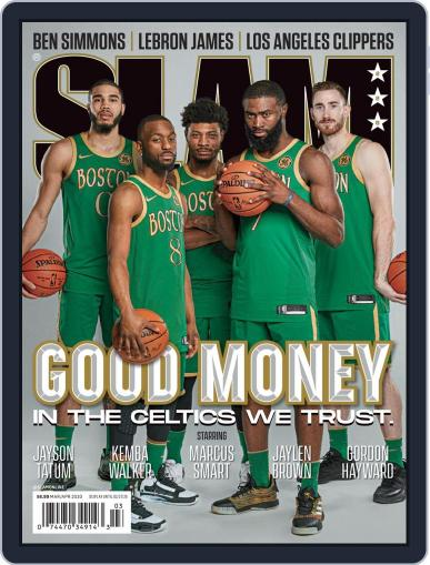 Slam March 1st, 2020 Digital Back Issue Cover