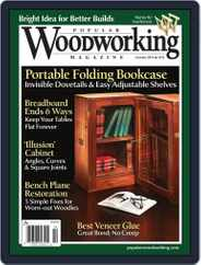 Popular Woodworking (Digital) Subscription August 22nd, 2014 Issue