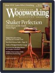 Popular Woodworking (Digital) Subscription December 1st, 2016 Issue