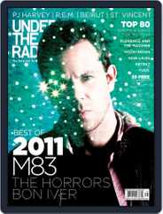 Under the Radar (Digital) Subscription December 28th, 2011 Issue