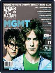 Under the Radar (Digital) Subscription August 22nd, 2013 Issue