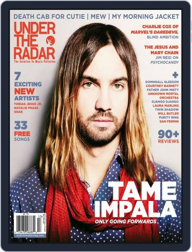 Under the Radar April 16th, 2015 Digital Back Issue Cover