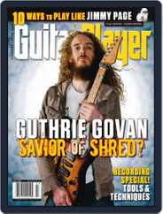 Guitar Player (Digital) Subscription June 14th, 2011 Issue