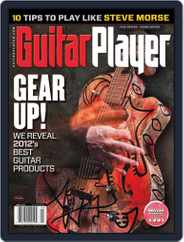 Guitar Player (Digital) Subscription March 27th, 2012 Issue
