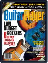 Guitar Player (Digital) Subscription October 28th, 2014 Issue