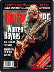 Guitar Player (Digital) Subscription July 1st, 2015 Issue