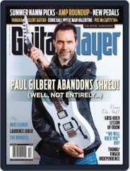 Guitar Player (Digital) Subscription October 1st, 2016 Issue