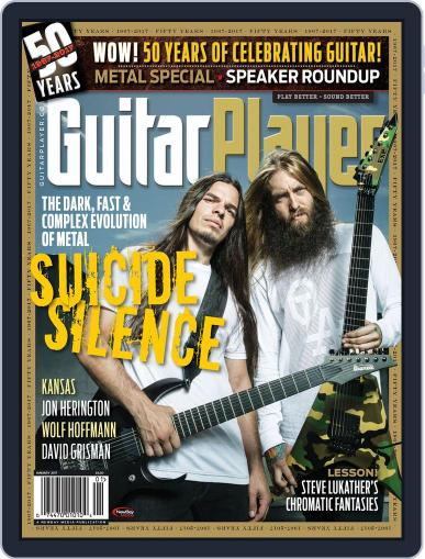 Guitar Player January 1st, 2017 Digital Back Issue Cover