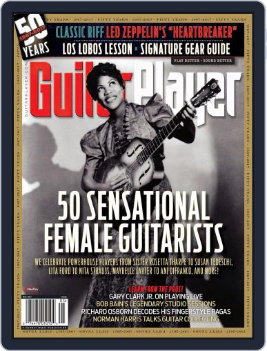 Guitar Player May 1st, 2017 Digital Back Issue Cover