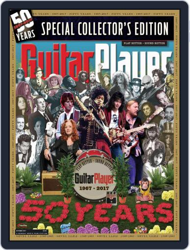 Guitar Player October 1st, 2017 Digital Back Issue Cover