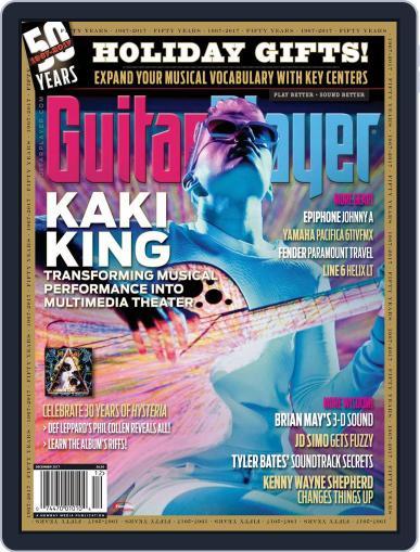 Guitar Player December 1st, 2017 Digital Back Issue Cover