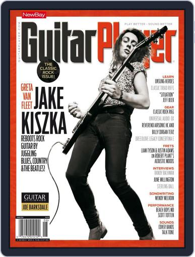 Guitar Player June 1st, 2018 Digital Back Issue Cover