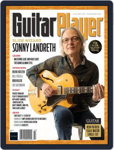 Guitar Player July 1st, 2018 Digital Back Issue Cover