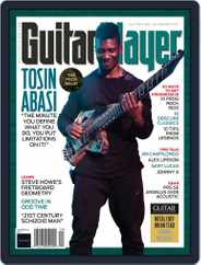 Guitar Player (Digital) Subscription September 1st, 2018 Issue