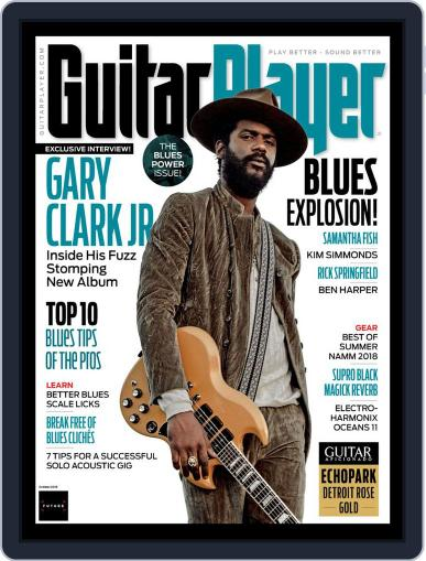 Guitar Player October 1st, 2018 Digital Back Issue Cover