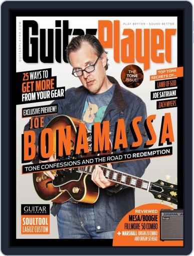 Guitar Player November 1st, 2018 Digital Back Issue Cover