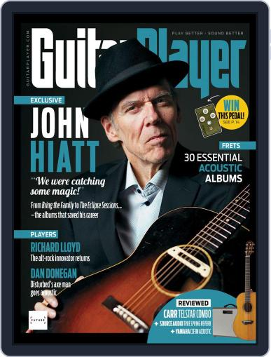 Guitar Player January 1st, 2019 Digital Back Issue Cover