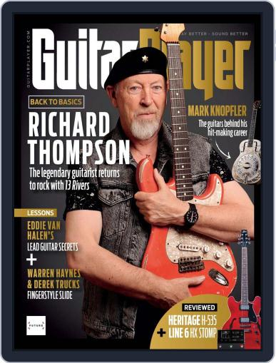Guitar Player February 1st, 2019 Digital Back Issue Cover