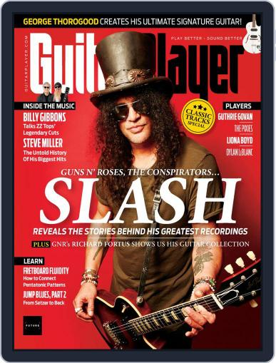 Guitar Player October 1st, 2019 Digital Back Issue Cover