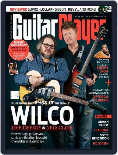 Guitar Player December 1st, 2019 Digital Back Issue Cover