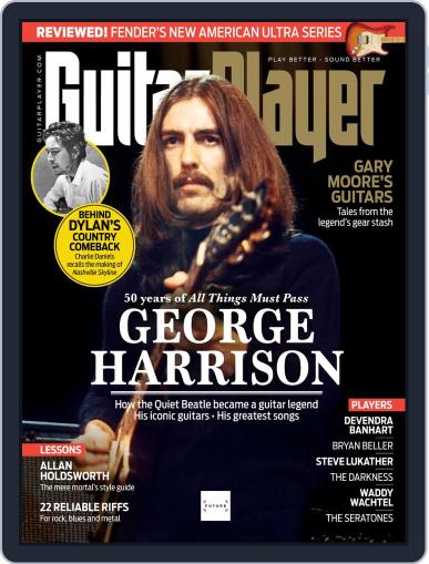 Guitar Player February 1st, 2020 Digital Back Issue Cover