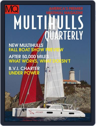 Multihulls Today July 1st, 2015 Digital Back Issue Cover