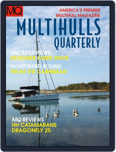 Multihulls Today October 1st, 2015 Digital Back Issue Cover