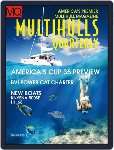 Multihulls Today March 1st, 2017 Digital Back Issue Cover