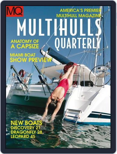 Multihulls Today December 13th, 2017 Digital Back Issue Cover
